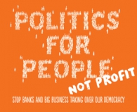 Politics for People not profit